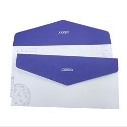 信封信纸定制定做印刷logo牛皮纸企业增值税发票创意信封订做设计