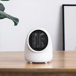 向物mini小呆桌面暖风机创意礼品员工福利客户纪念礼品定制LOGO商务礼品
